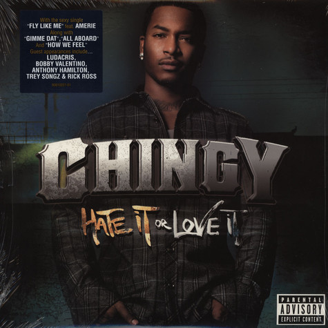 Chingy - Hate it or love it