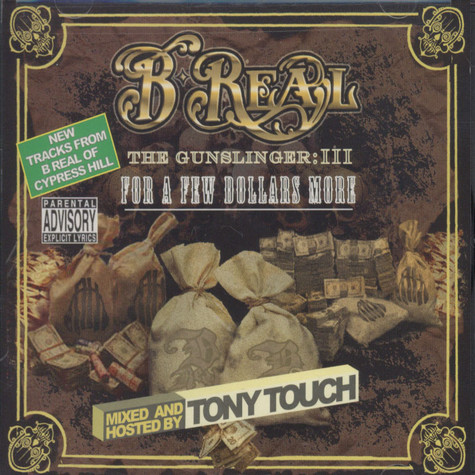 B Real - The gunslinger volume 3 - for a few dollars more