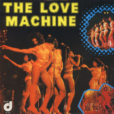 Love Machine, The - The Love Machine