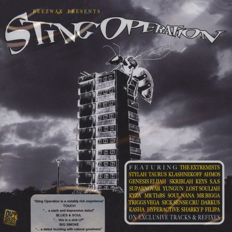Beezwax presents - Sting operation