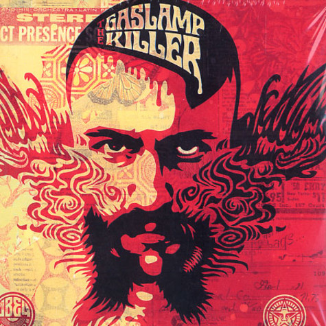 Gaslamp Killer, The - I Spit On Your Grave