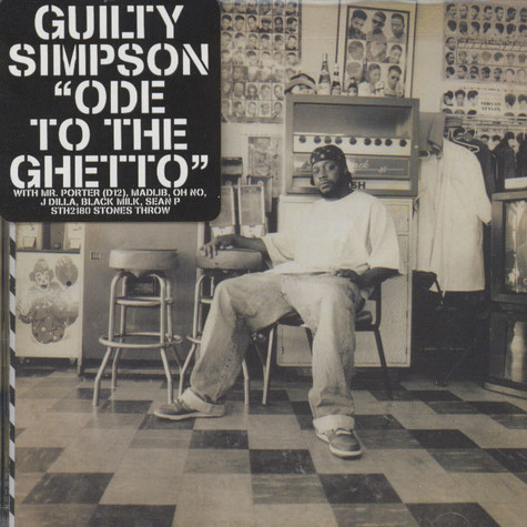 Guilty Simpson - Ode To The Ghetto