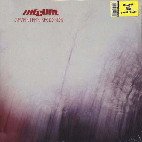 Cure, The - Seventeen seconds