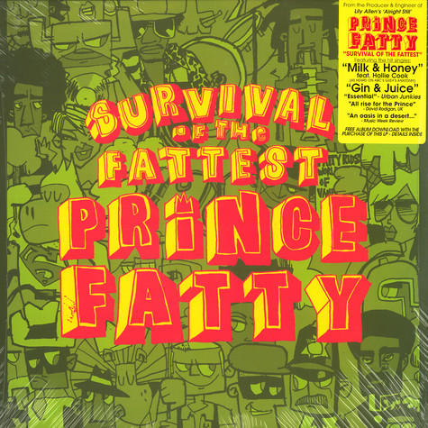 Prince Fatty - Survival of the fattest
