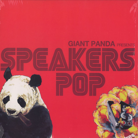 Giant Panda - Speakers pop