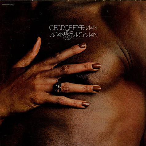 George Freeman - Man And Woman
