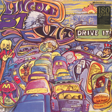 Lincoln Street Exit - Drive it