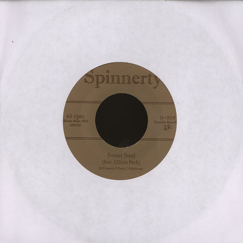 Spinnerty / Dem Suite - Sweet soul feat. Elliott Peck / Seasong