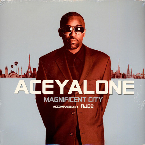 Aceyalone - Magnificent City