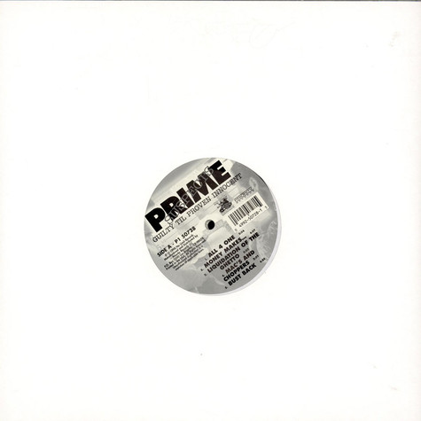 Prime Suspects - Guilty Til Proven Innocent