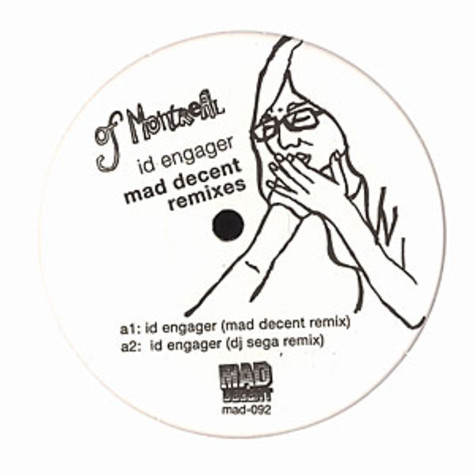 Of Montreal - Id engager