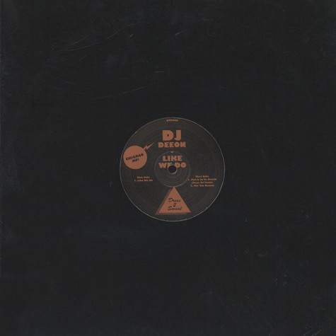 DJ Deeon - Like we do EP