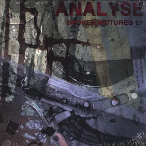 Analyse - Broken pictures EP