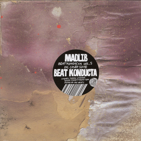 Madlib - Beat Konducta Volume 5 - Dil Cosby Suite