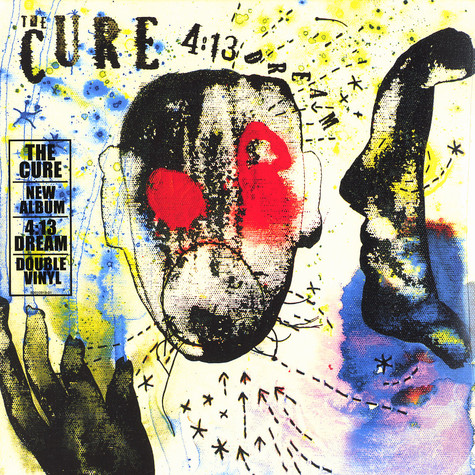 Cure, The - 4:13 dream