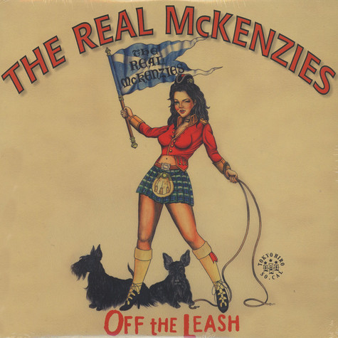Real McKenzies, The - Off the leash