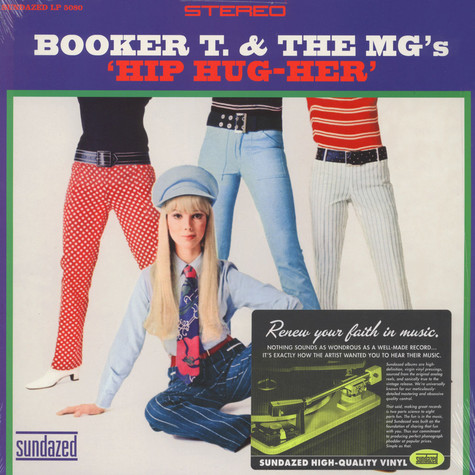 Booker T. & The M.G.'s - Hip hug-her