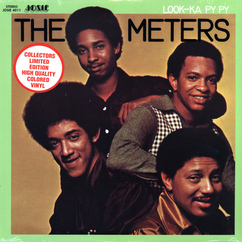 Meters, The - Look-ka py py