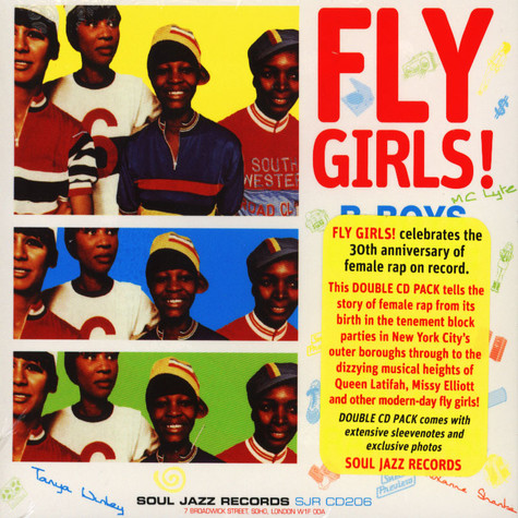 Fly Girls  - Double CD pack