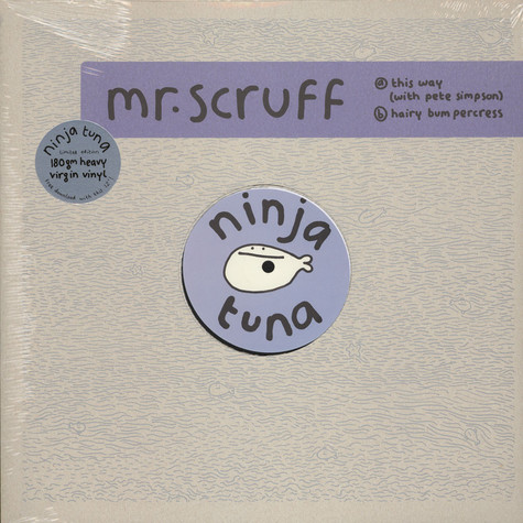 Mr.Scruff - This way feat. Pete Simpson