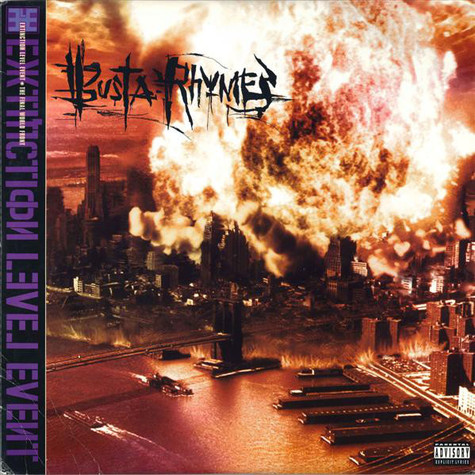 Busta Rhymes - Extinction Level Event (The Final World Front)