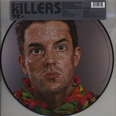 Killers, The - Spaceman