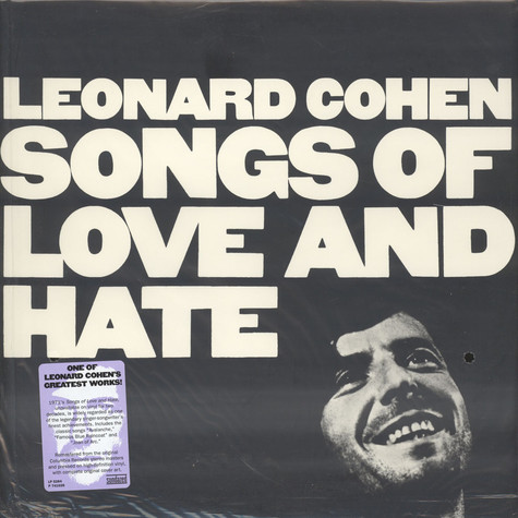 Leonard Cohen - Songs Of  Love & Hate