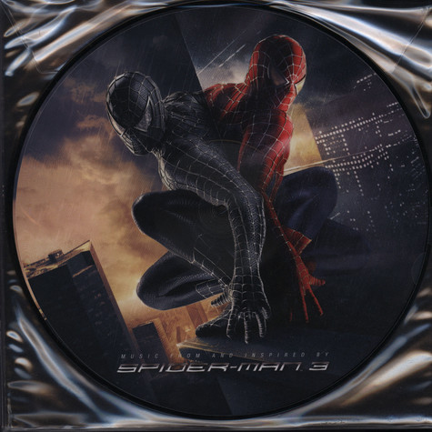 V.A. - OST Spiderman 3 Picturedisc 4 of 4