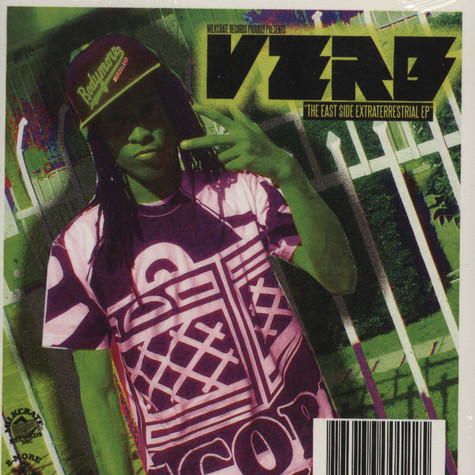 Verb - The Eastside Extraterrestrial EP