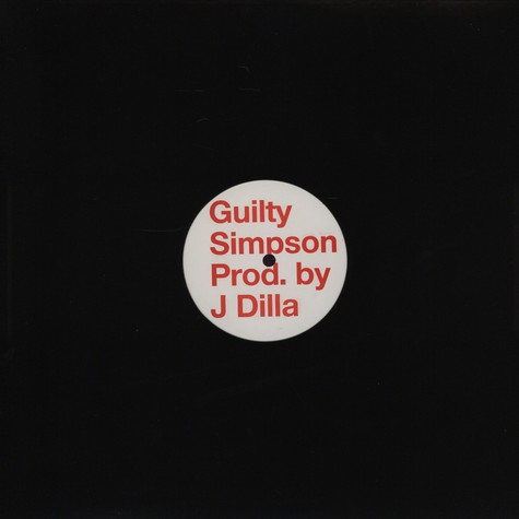 Guilty Simpson - Stress Feat. Noelle