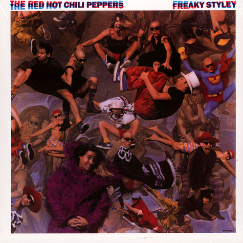 Red Hot Chili Pepper - Freaky Styley