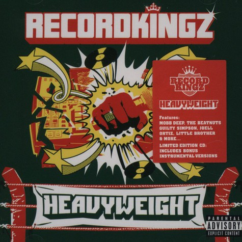 Recordkingz - Heavyweight