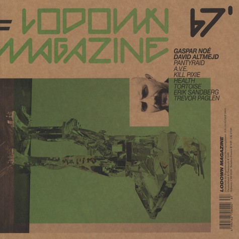 Lodown Magazine - Issue 67 July / August / September 2009