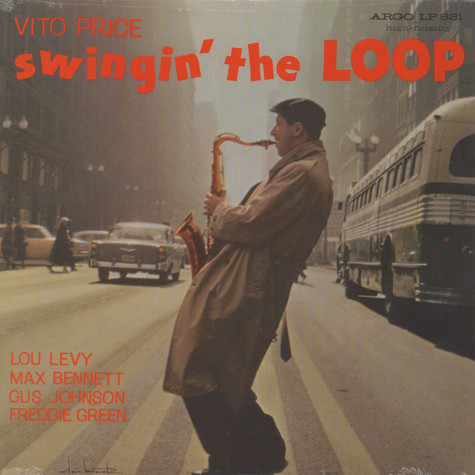 Vito Price - Swingin' The Loop