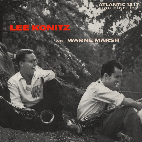 Lee Konitz - With Wayne Marsh