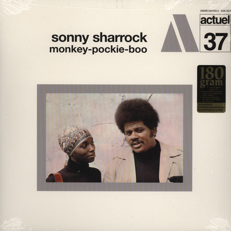 Sonny Sharrock - Monkey-Pockie-Boo