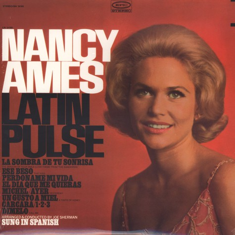 Nancy Ames - Latin Pulse