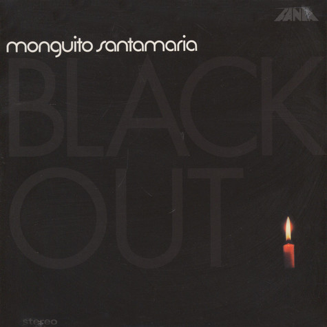 Monguito Santamaria - Blackout
