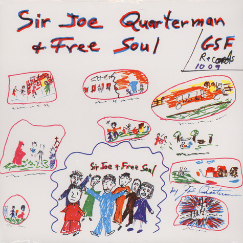 Sir Joe Quarterman - Quarterman, Sir Joe & Free Soul