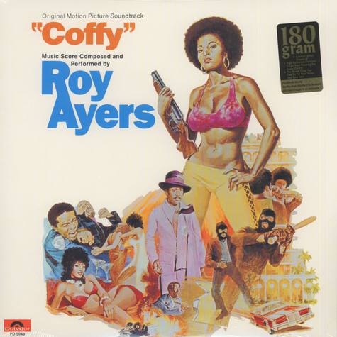 Roy Ayers - OST - Coffy