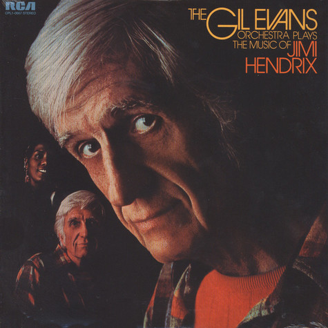 Gil Evans - Plays The Music Of Jimi Hendrix