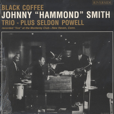Johnny ''Hammond'' Smith - Black Coffee