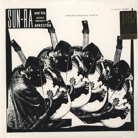 Sun Ra - Holiday For Soul Dance