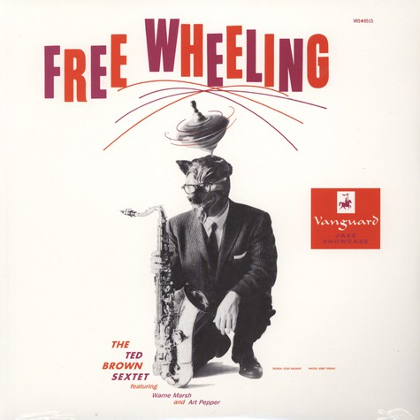 Ted Brown Sextett, The - Free Wheeling
