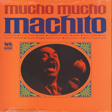 Machito & His Orchestra - Mucho Mucho Machito