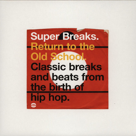 V.A. - Super Breaks - Return To The Old School
