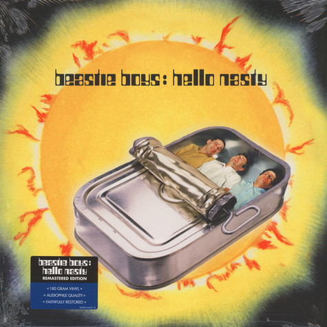 Beastie Boys - Hello Nasty