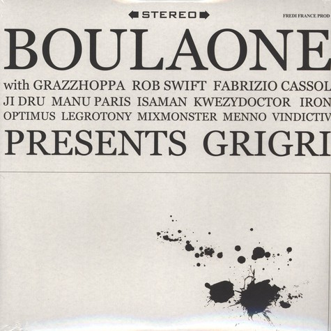 Boulaone presents - Grigri