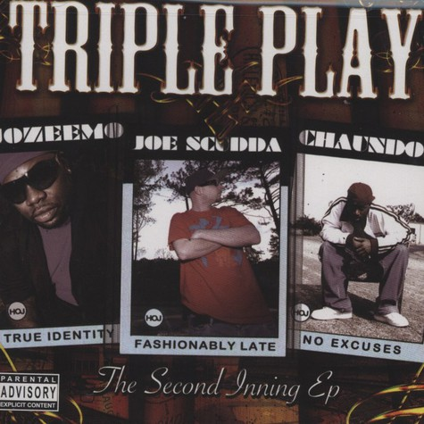 Triple Play - The Second Inning EP