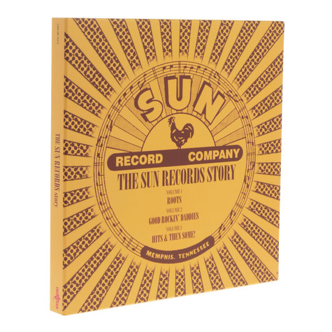 V.A. - The Sun Records Story - Box Set